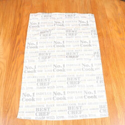 Number 1 Cook Best Chef Dish Towel