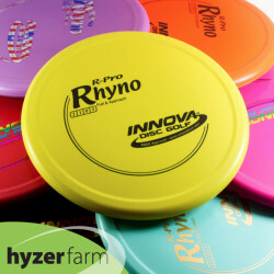 Innova R-PRO RHYNO *choose your weight and color* Hyzer Farm disc golf putter