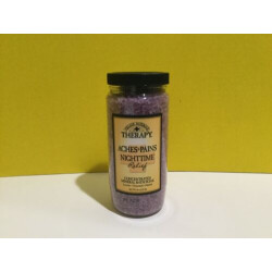 Village Therapy Aches Pains Nightime Relief Mineral Bath Soak As Pictures