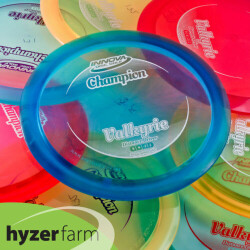 Innova CHAMPION VALKYRIE *pick your weight & color* disc golf driver Hyzer Farm