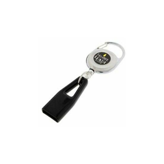 The Premium Lighter Leash Retractable Lighter Holder colors may vary