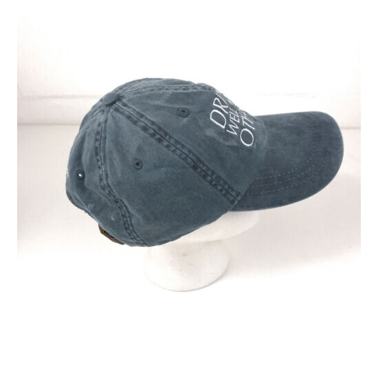 Drinks Well With Others hat cap washed gray Piper Lou hbx107