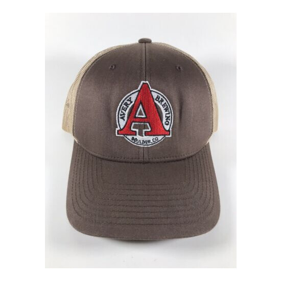 Avery Brewing Co. Hat Mesh Snapback by Yupoong Boulder Colorado