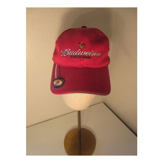 Budweiser Red Eagle Cap King of Beers 2002