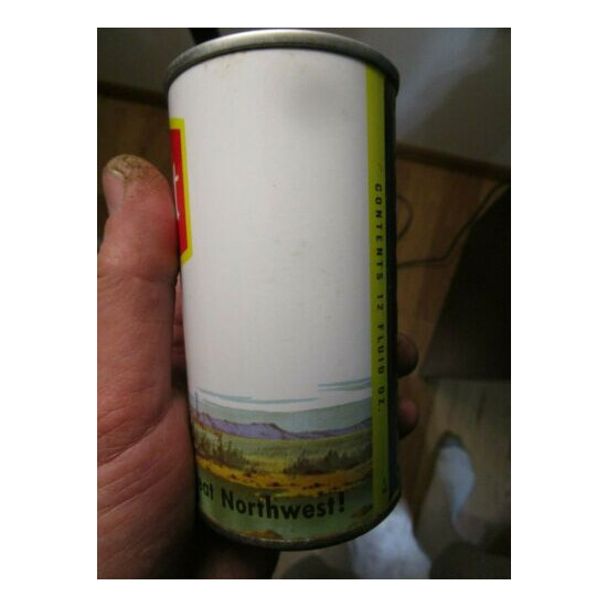 Clean Schmidt Yellow Stripe Antelope Cont Can Co Beer Can Associated 3 City